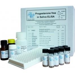 Progesterone free in Saliva ELISA