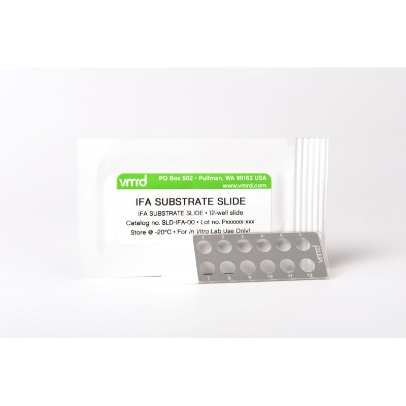 Porcine Epidemic Diarrhea Virus (PEDV) FA Substrate Slide