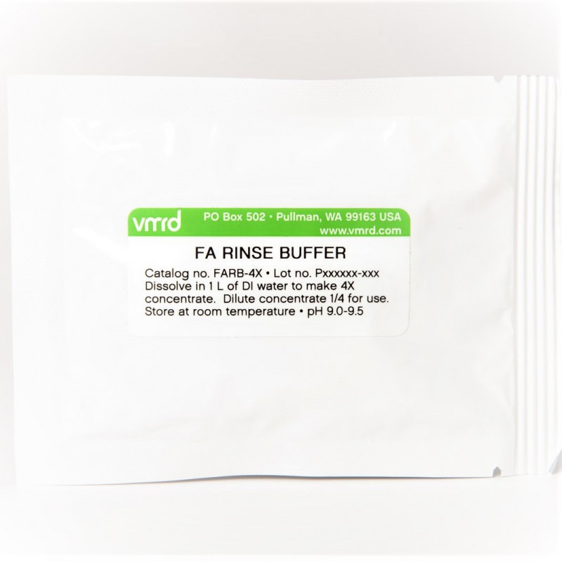 FA Rinse Buffer, powdered 4x