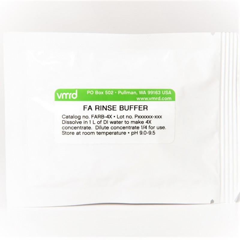 FA Rinse Buffer, powdered 4x
