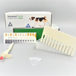 ImmunoComb Parvo & Distemper IgM