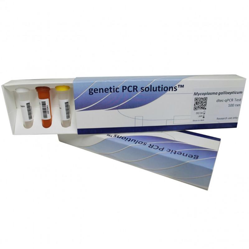 Mycoplasma spp F100 qPCR